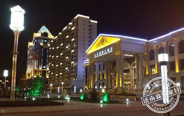 乌兰国际大酒店